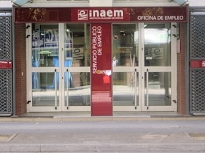 Oficina del INAEM. Foto S.E.