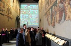 Inauguración del Museo de Jaca. Foto S.E.