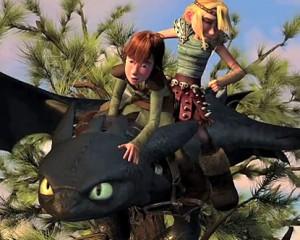 Ambientada en el mítico mundo de los rudos vikingos y los dragones salvajes, y basada en el libro infantil de Cressida Cowell, esta comedia de acción narra la historia de Hipo, un vikingo adolescente que no encaja exactamente en la antiquísima reputación de su tribu como cazadores de dragones. El mundo de Hipo se trastoca al encontrar a un dragón que le desafía a él y a sus compañeros vikingos, a ver el mundo desde un punto de vista totalmente diferente. (FILMAFFINITY)