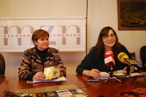 Elisa Sanjuán y Elena Franco. JLP.