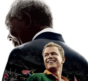 """""""Invictus"""", con Matt Damon y Clint Eastwood pudo visionarse en el cine Corté de Barbastro del 29 de enero al 1 de marzo."""