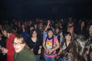 El público arropó el festival. JLP.