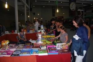 Feria del Libro del año pasado. JLP.