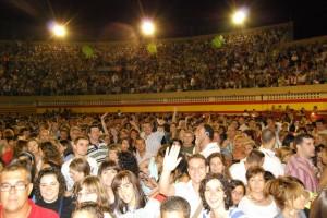 Edición pasada del Festival Vino Somontano. JLP.