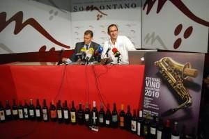 Antonio Cosculluela y Mariano Beroz. JLP.