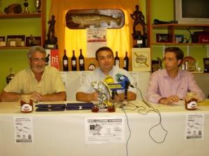 Presentación de la I Fiesta de la Trucha. JLP.