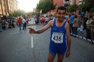 Gregorio Puy, el mejor de Barbasto. JLP.