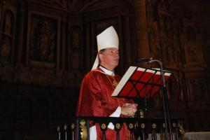 Monseñor Martínez Camino. JLP.