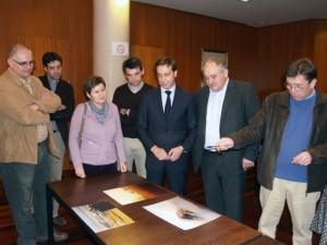 Jurado de los premios Félix de Azara.