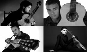 El cuarteto Terpsícore mostrará su virtuosismo y creatividad en Barbastrro.