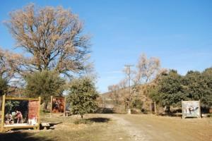 Paseo de la ruta de oficios y tradiciones. JLP.