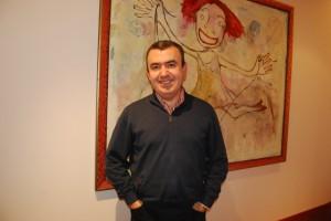 Lorenzo Silva. JLP.