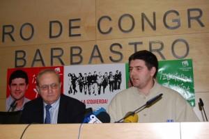 Francisco Viu y Miguel Aso. JLP.