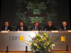 Encuentro de delegados del Patronato de Torreciudad.