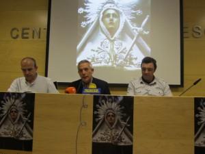 Presentación del programa de Semana Santa. JLP.