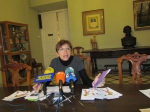 Lola García Guatas. JLP.