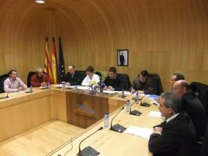 Reunión de las comarcas en Sariñena.