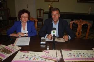 María Luz Bergua y Antonio Cosculluela. JLP.