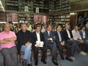 Autoridades y miembros del jurado. JLP.