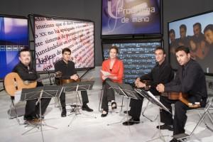 """Terpsícore en """"Programa de mano"""". Foto: TVE."""