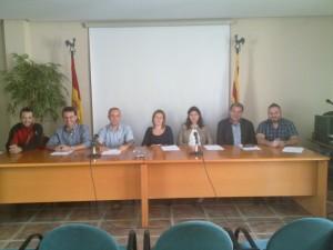 Ayuntamiento de Berbegal.
