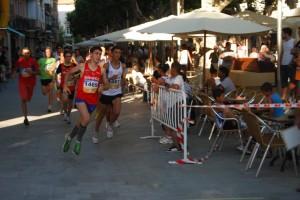 Alberto Susín dominó la prueba de principio a fin. JLP.