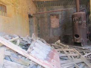 Deterioros en San Joaquín. JLP.