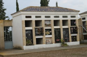 Cementerio de Conchel.
