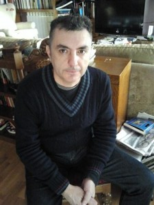 Manuel Vilas. Europa Press.