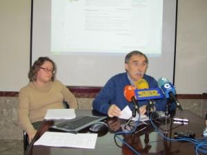 Laura Fontova y Jaime Facerías. JLP.