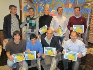 Los mejores atletas del 2011. JLP.
