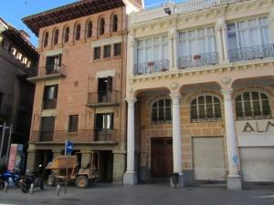 Casa natal de Escrivá de Balaguer. JLP.