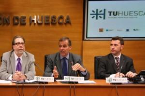Presentación de TuHuesca.