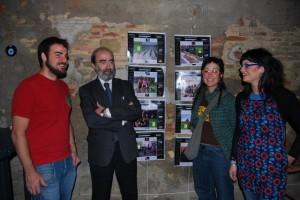 Ronda Somontano llevó su trabajo al Almacén de Ideas de Huesca en 2008. JLP.