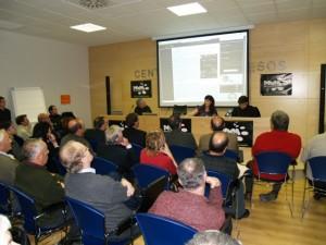 Presentación de Ronda Somontano el 13 de abril de 2007.