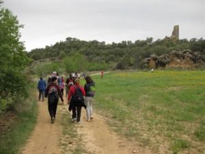 Caminos de Azlor.