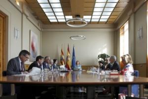 Consejo de Gobierno. Carlos Moncín.