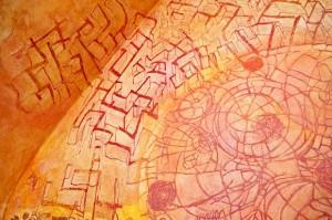"""""""El sol"""", por Joan Raven."""