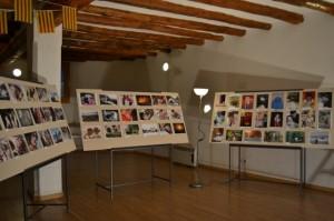 Exposición de fotografías.