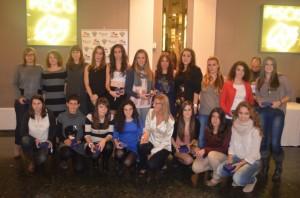 El equipo de chicas. José Luis Pano.