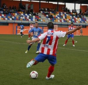 Eloy Castillo fue de los más destacados en el Monzón. Carlos Marco.