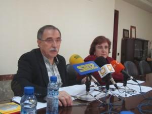 Jaime Facerías y Mari Carmen Obis. JLP.