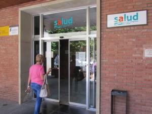 Centro de Salud de Barbastro. JLP.