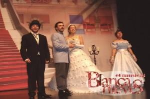 Blancanieves, el Musical.