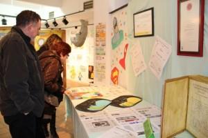 Detalle de la exposición. Foto: EPO.