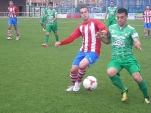 El Barbastro rescató un punto en Cuarte. www.futbolaragones.com