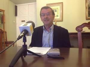 Luis Sánchez Facerías, concejal delegado de los premios. JLP.