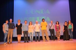 Escritores participantes en Ronda de Relatos. José Luis Pano.