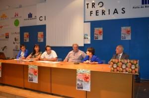 Congreso sobre el tomate rosa. JLP.