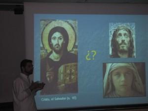 Presentación del libro en Altorricón.